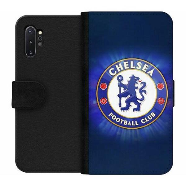 Samsung Galaxy Note 10 Plus Wallet Case Chelsea Football