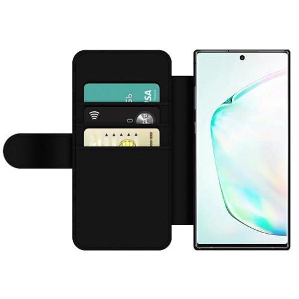 Samsung Galaxy Note 10 Plus Wallet Slim Case Pride Hearts