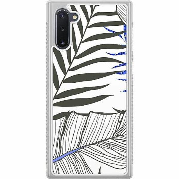 Samsung Galaxy Note 10 Soft Case (Frostad) Mainly White