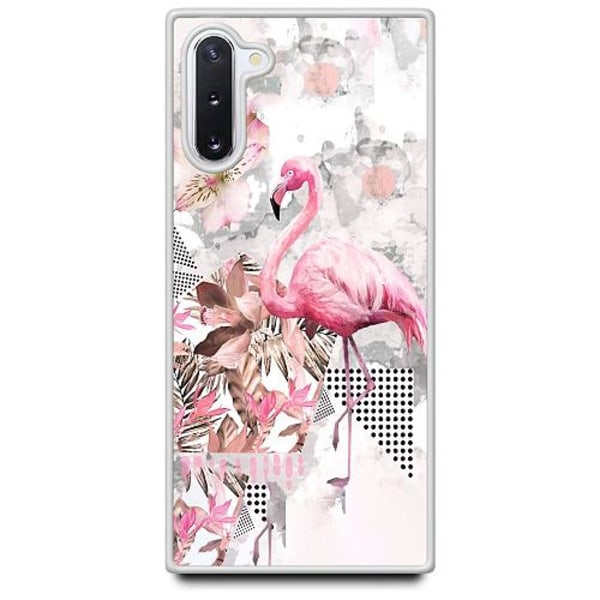 Samsung Galaxy Note 10 Soft Case (Frostad) Flamingo