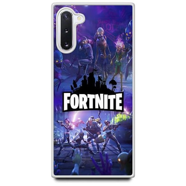 Samsung Galaxy Note 10 Soft Case (Frostad) Fortnite