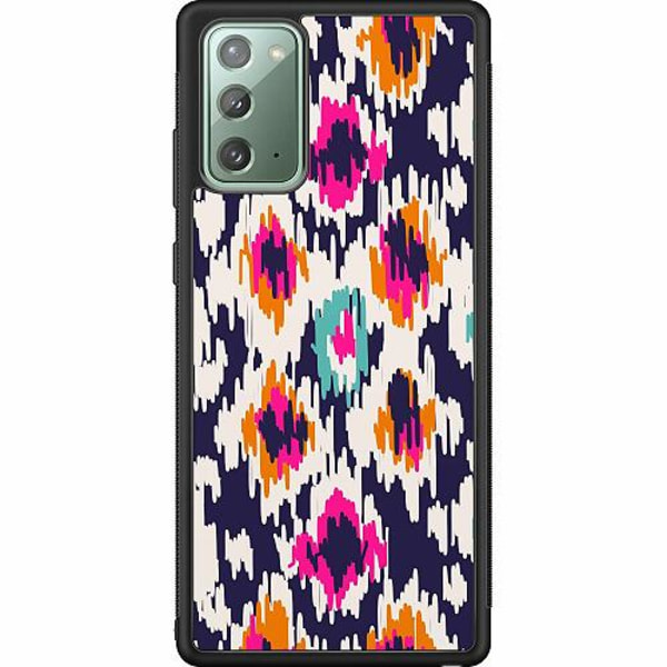 Samsung Galaxy Note 20 Soft Case (Svart) Do You See It Now