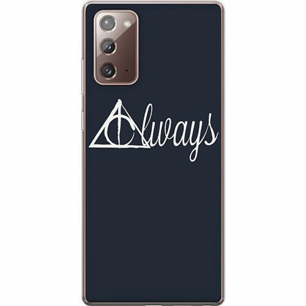 Samsung Galaxy Note 20 Thin Case Harry Potter
