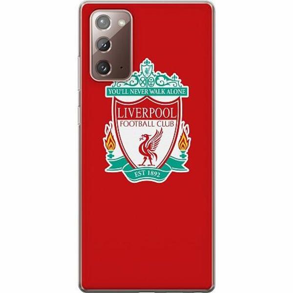 Samsung Galaxy Note 20 Thin Case Liverpool