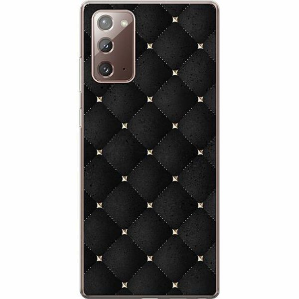 Samsung Galaxy Note 20 Thin Case Luxe