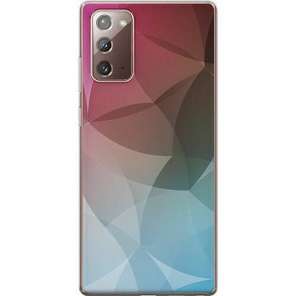 Samsung Galaxy Note 20 Thin Case Magical Vectors