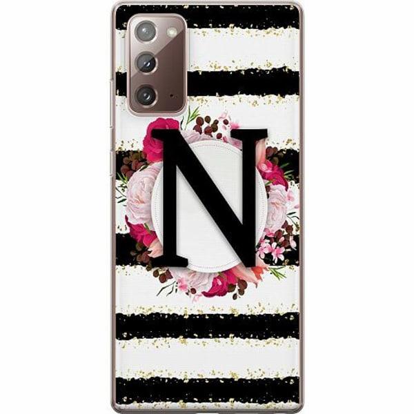 Samsung Galaxy Note 20 Thin Case N
