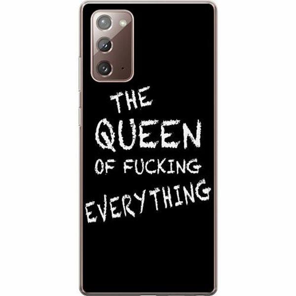 Samsung Galaxy Note 20 Thin Case Queen