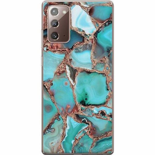 Samsung Galaxy Note 20 Thin Case Santorini