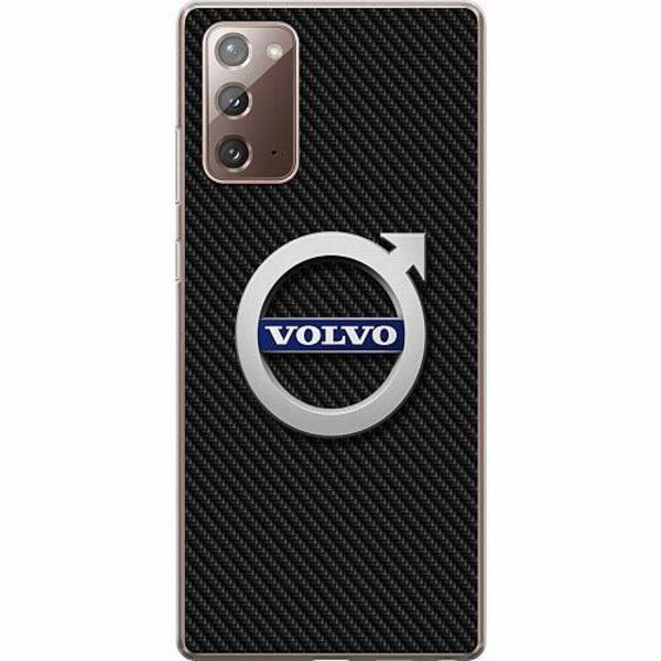 Samsung Galaxy Note 20 Thin Case Volvo
