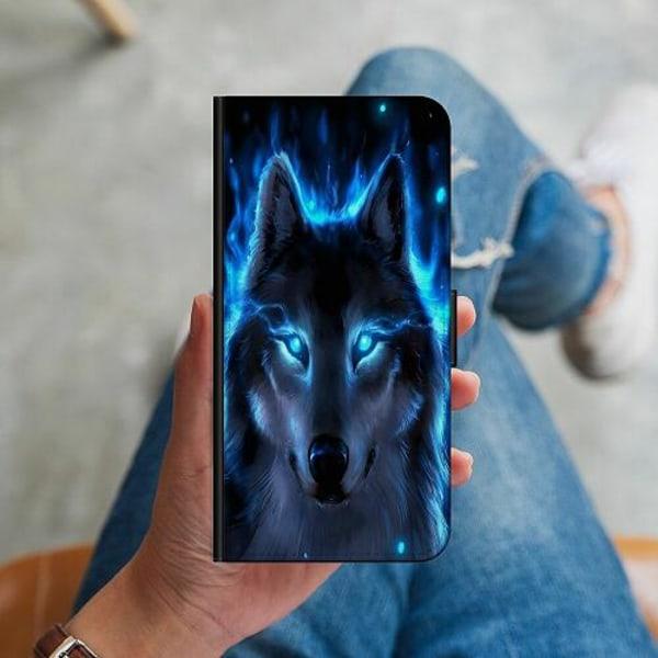Samsung Galaxy Note 20 Ultra Plånboksskal Varg