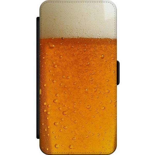 Samsung Galaxy Note 20 Wallet Slim Case Beer
