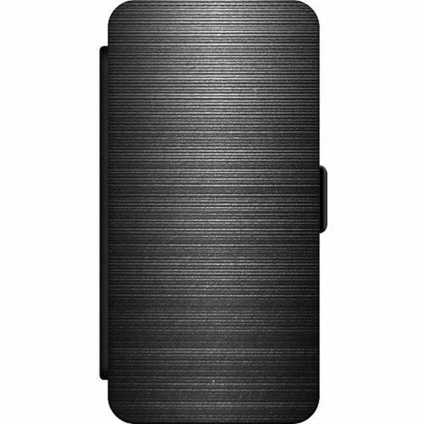 Samsung Galaxy Note 20 Wallet Slim Case Brushed Metal