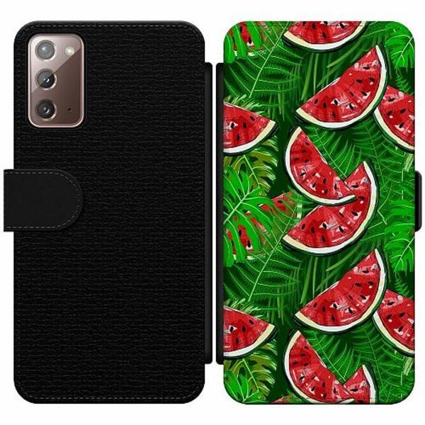 Samsung Galaxy Note 20 Wallet Slim Case Bushy Melons