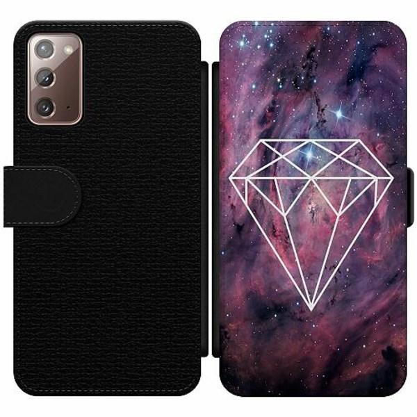Samsung Galaxy Note 20 Wallet Slim Case Galaxy Diamant