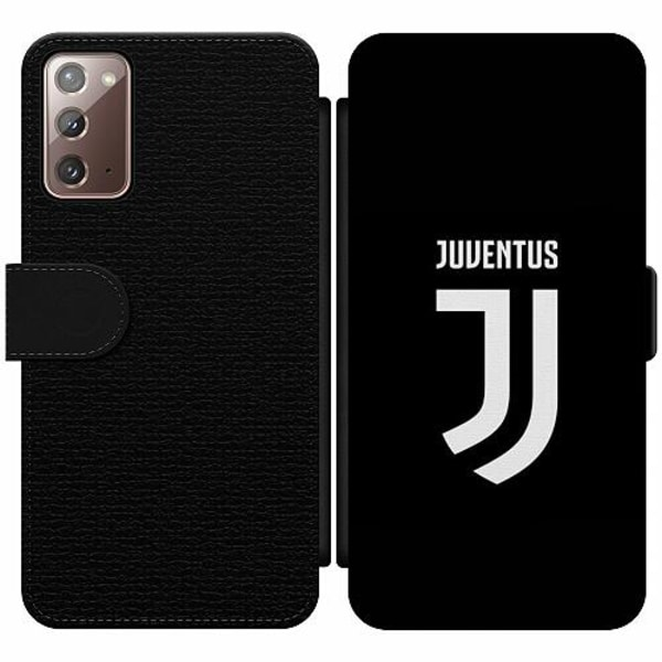 Samsung Galaxy Note 20 Wallet Slim Case Juventus
