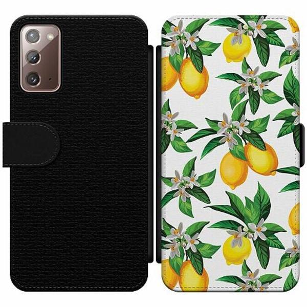 Samsung Galaxy Note 20 Wallet Slim Case Lemonical