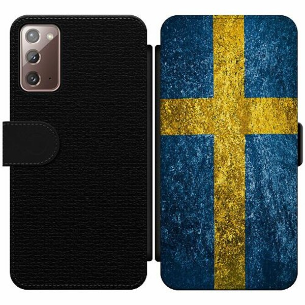 Samsung Galaxy Note 20 Wallet Slim Case Sverige