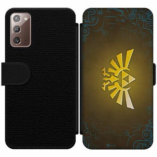 Samsung Galaxy Note 20 Wallet Slim Case The Legend Of Zelda