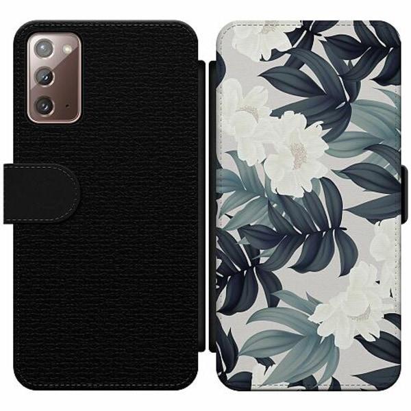 Samsung Galaxy Note 20 Wallet Slim Case Wisteria