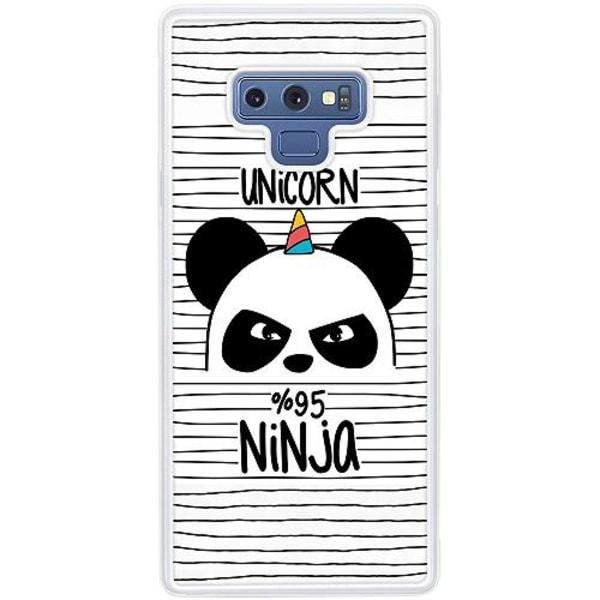 Samsung Galaxy Note 9 Mobilskal Ninja Panda With A Twist
