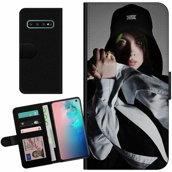Samsung Galaxy S10 Billigt Fodral Billie Eilish 2021