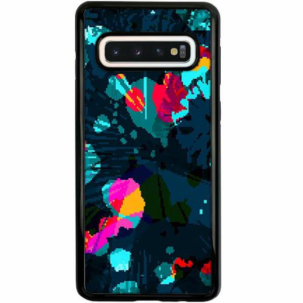 Samsung Galaxy S10 Duo Case Svart Blown Out