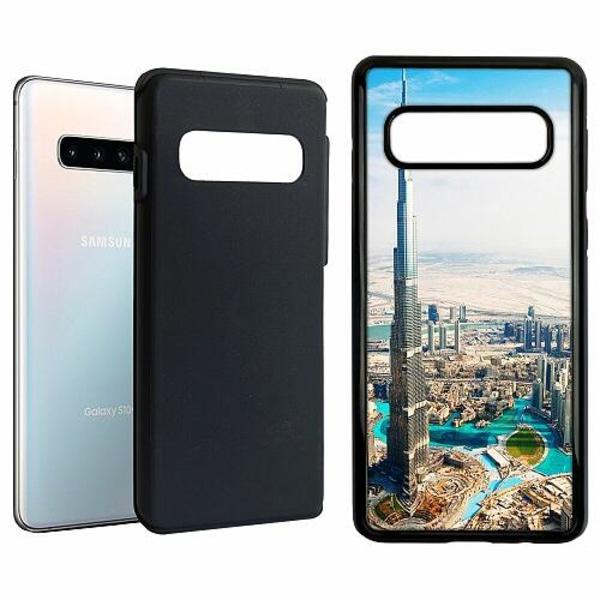 Samsung Galaxy S10 Duo Case Svart Doo-bee-dai