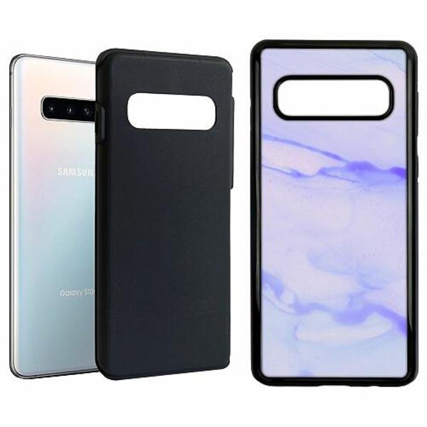 Samsung Galaxy S10 Duo Case Svart Marine Ultra