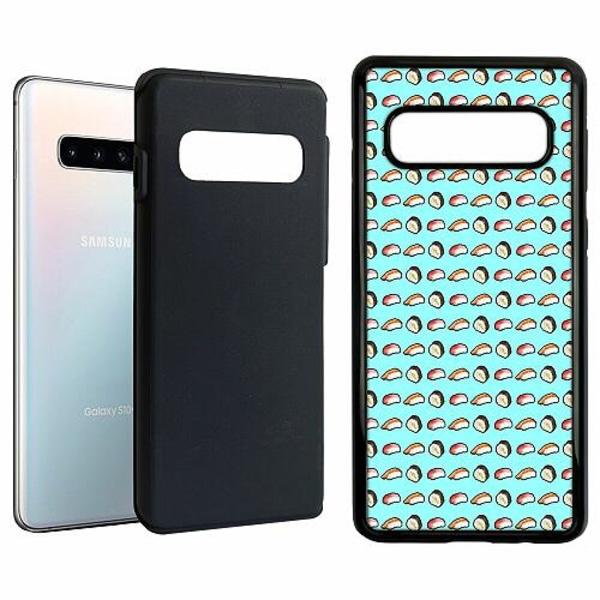 Samsung Galaxy S10 Duo Case Svart Nocturnal Nigiri