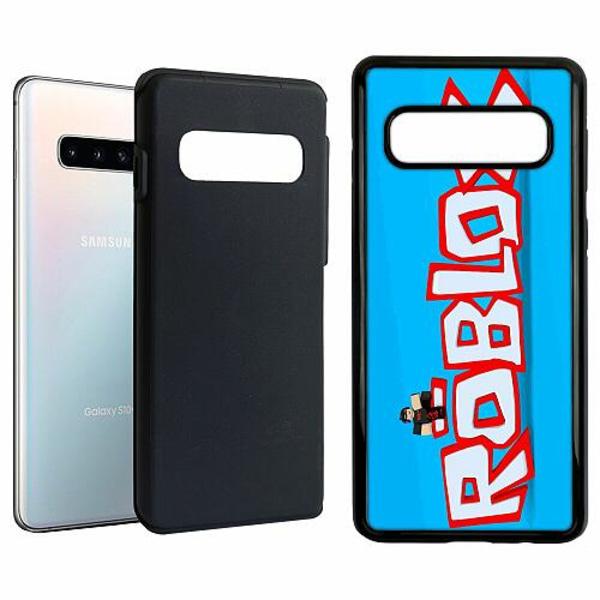 Samsung Galaxy S10 Duo Case Svart Roblox