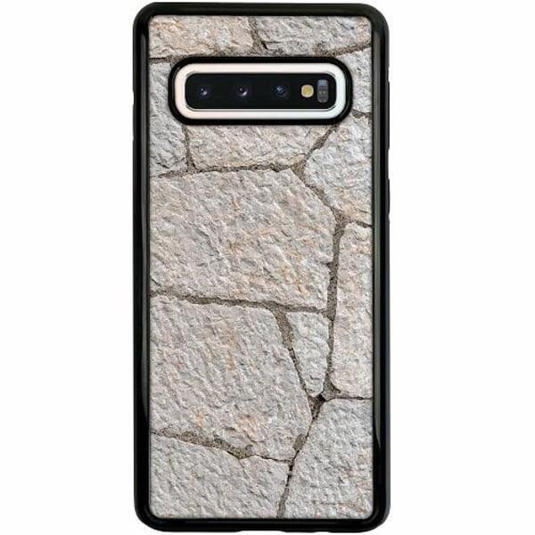 Samsung Galaxy S10 Duo Case Svart Sidewalk