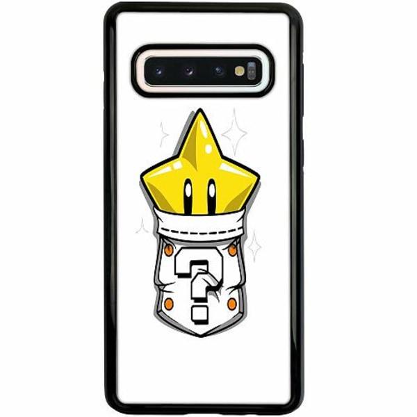 Samsung Galaxy S10 Duo Case Svart Super Star
