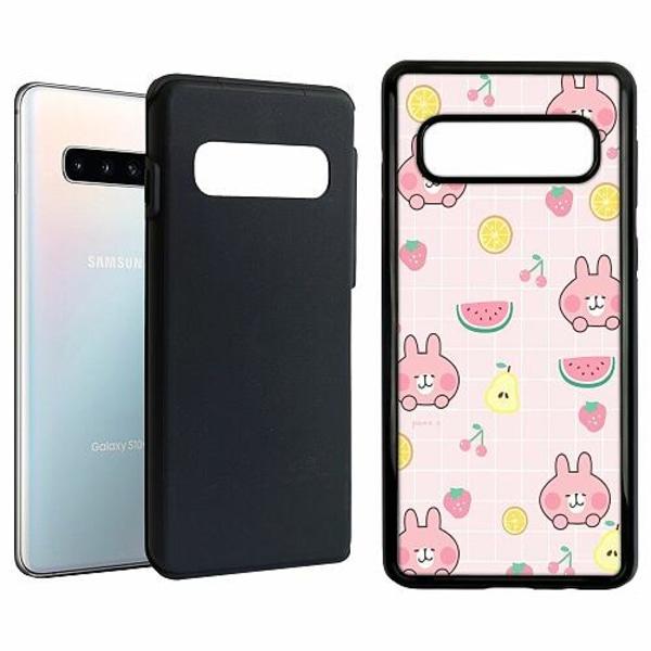 Samsung Galaxy S10 Duo Case Svart UNICORN