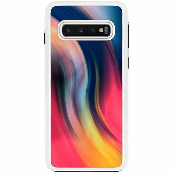 Samsung Galaxy S10 Duo Case Vit Startup