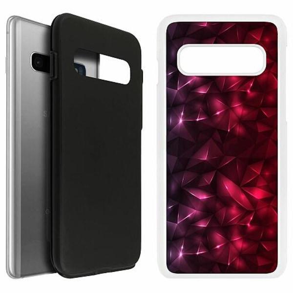 Samsung Galaxy S10 Duo Case Vit Tempting Red