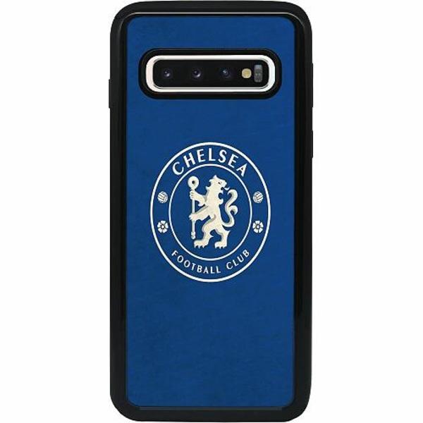 Samsung Galaxy S10 Heavy Duty 2IN1 Chelsea Football Club