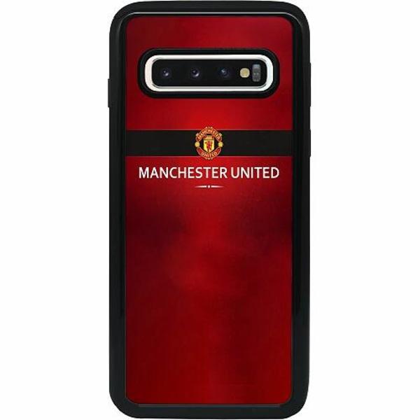 Samsung Galaxy S10 Heavy Duty 2IN1 Manchester United