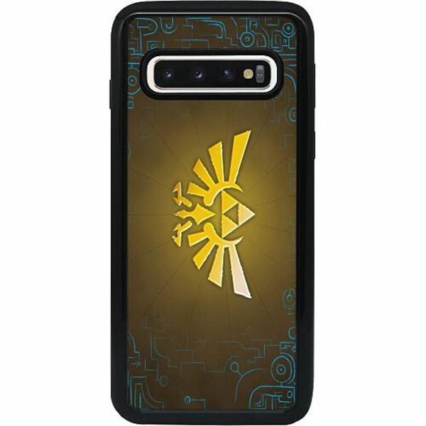 Samsung Galaxy S10 Heavy Duty 2IN1 The Legend Of Zelda