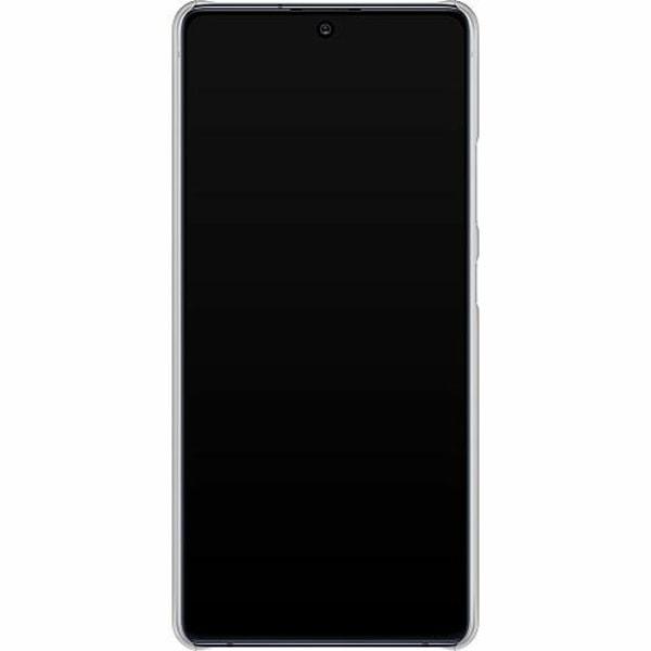 Samsung Galaxy S10 Lite (2020) Hard Case (Transparent) Sup Cat