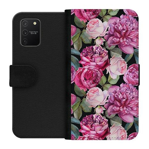 Samsung Galaxy S10 Lite (2020) Wallet Case Purple Florals