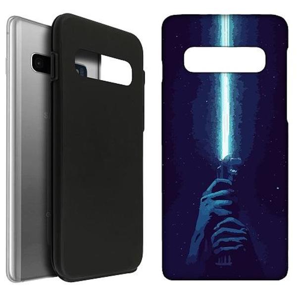 Samsung Galaxy S10 LUX Duo Case (Matt) Star Wars