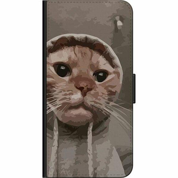 Apple iPhone XS Max Fodralväska Cat Called