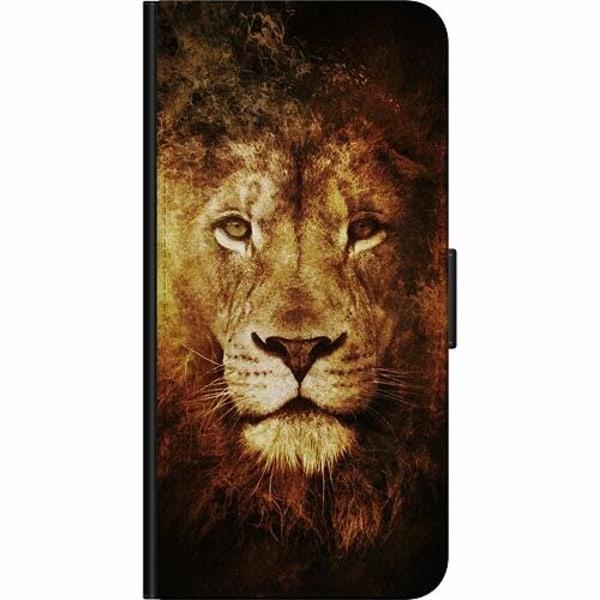Apple iPhone XS Max Fodralväska Lion