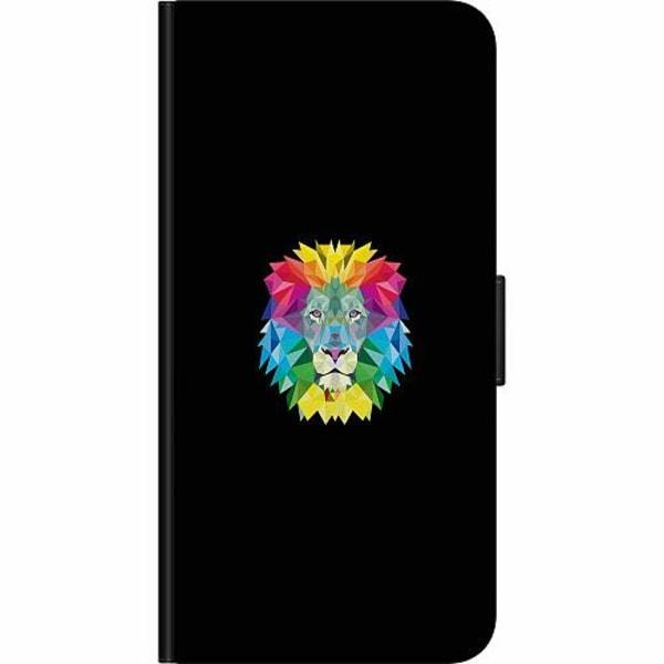 Xiaomi Redmi 9 Fodralväska Lion