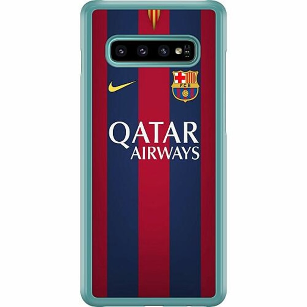 Samsung Galaxy S10 Plus Hard Case (Transparent) FCB