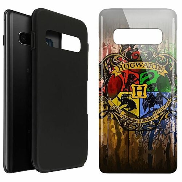 Samsung Galaxy S10 Plus LUX Duo Case (Glansig)  Harry Potter