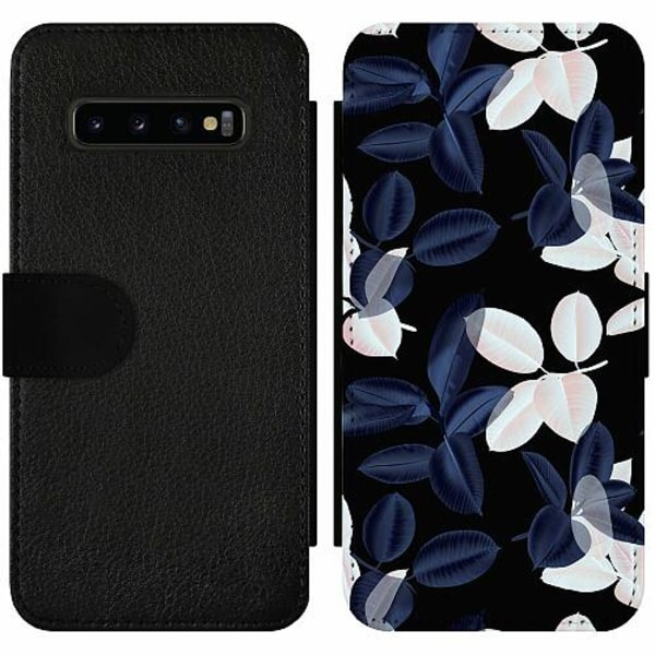 Samsung Galaxy S10 Plus Wallet Slim Case Pretty Please