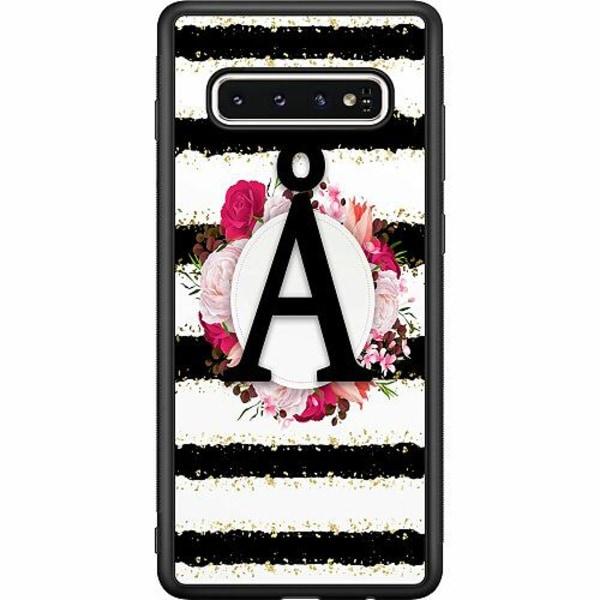 Samsung Galaxy S10 Soft Case (Svart) Å