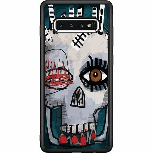 Samsung Galaxy S10 Soft Case (Svart) ART